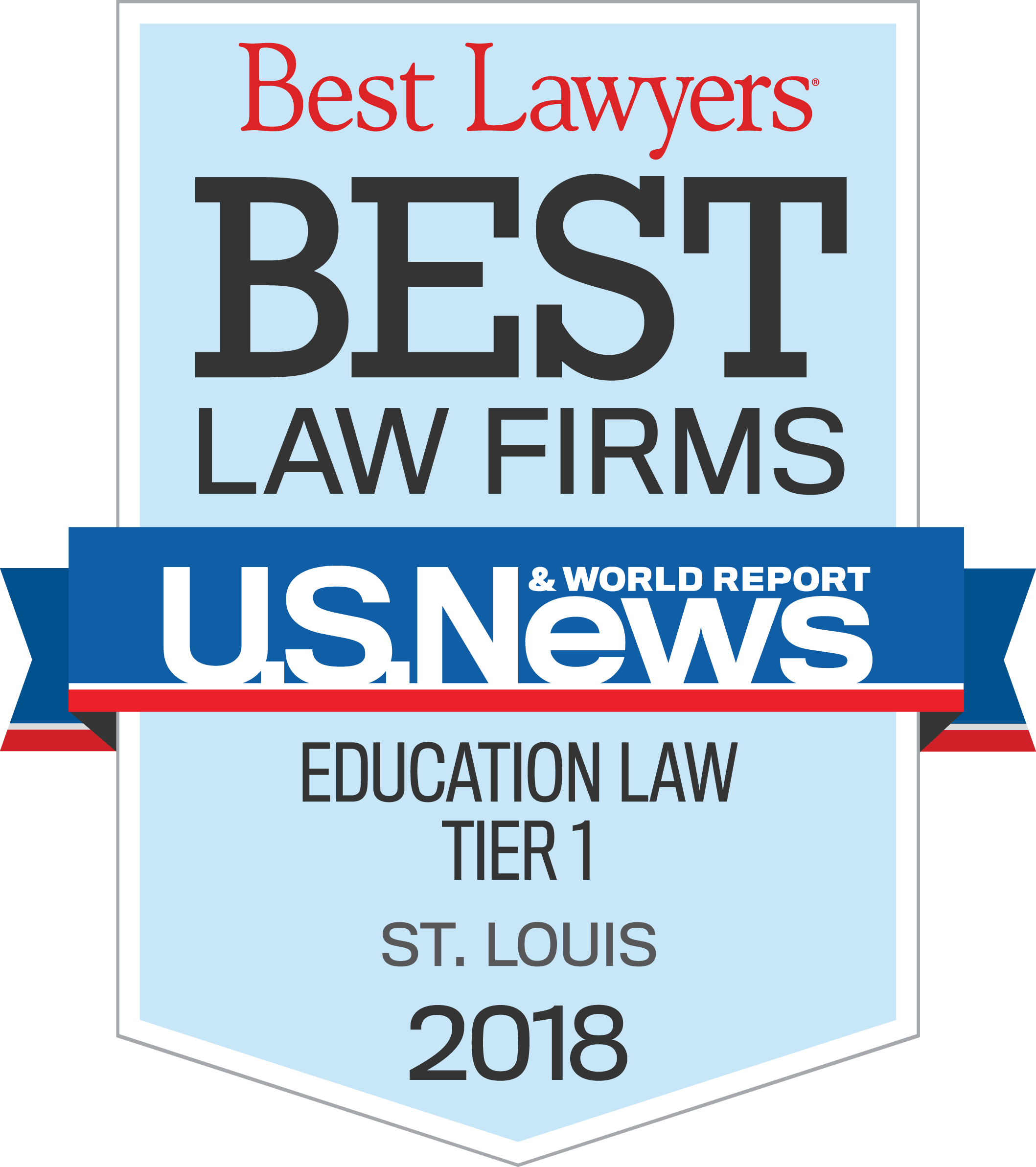2018 Best Law Firms Announced – Mickes O'Toole, LLC